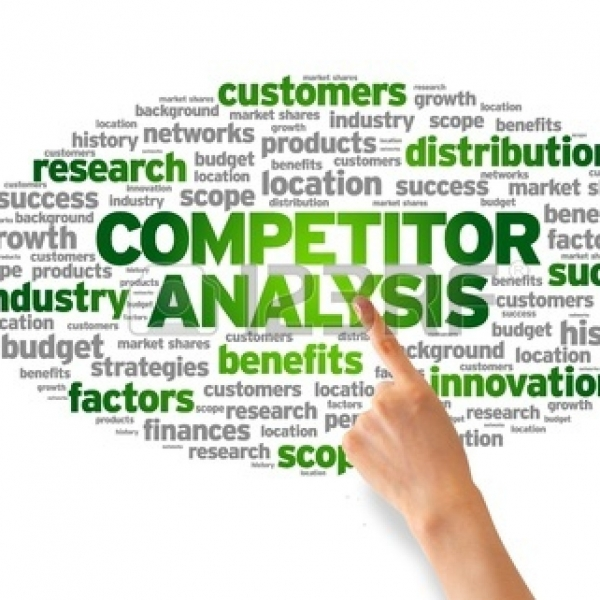 [Image: Competitor Analysis]