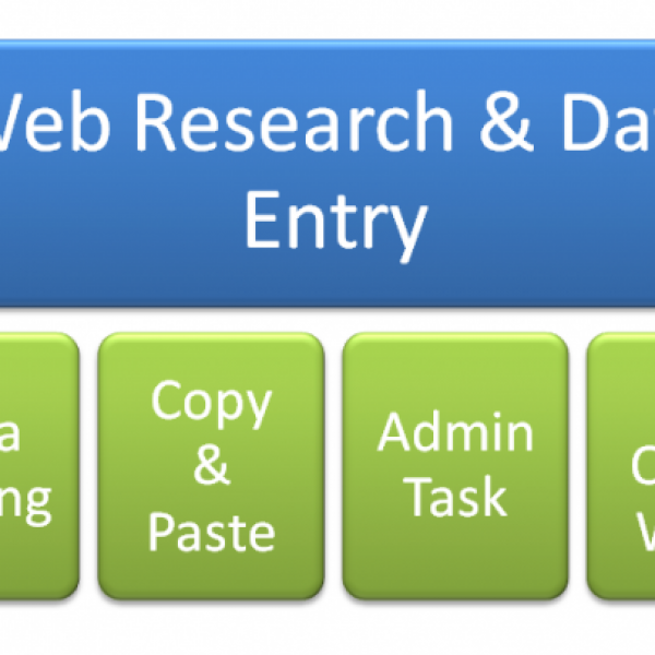 [Image: Web Research & Data Entry]