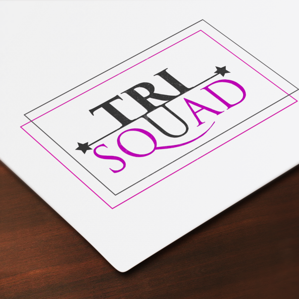 [Image: Logo for Tri Squad Fashion Brand]