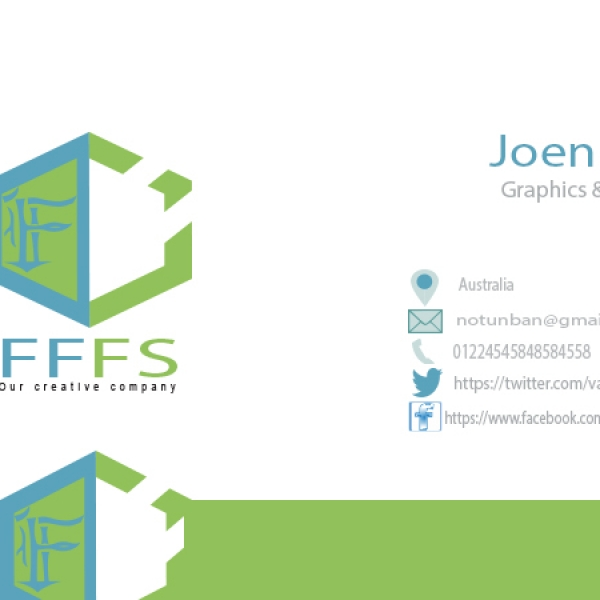 [Image: Business Card]