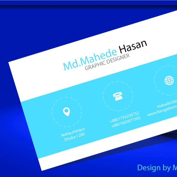 [Image: Business Card design]